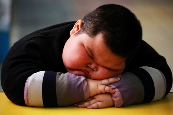 Obesidade infantil: de quem é a culpa?
