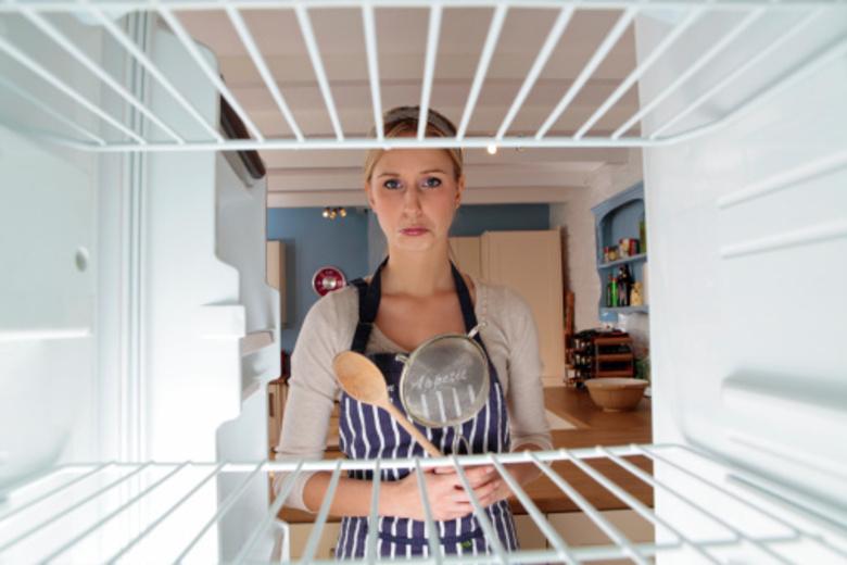 Desafio Master Chef com sua própria geladeira