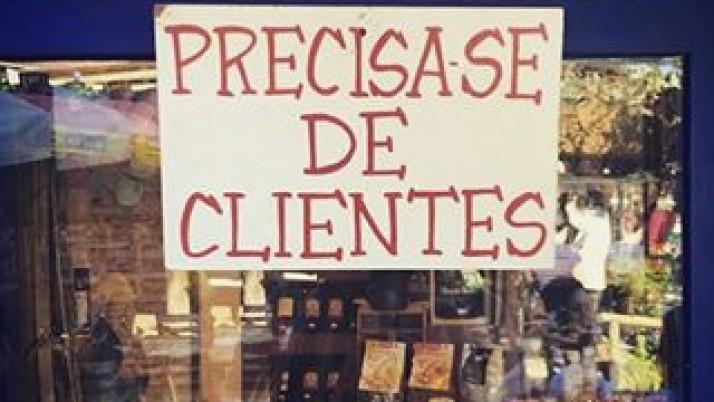 Precisa-se de clientes EXIGENTES